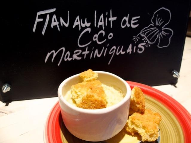 flan-martinique